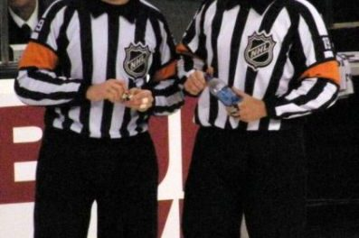 Tonight's Officials – 10/31/13