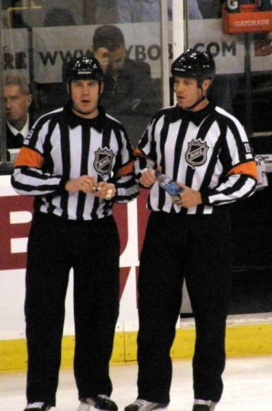 Tonight's Officials – 10/31/13