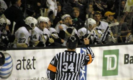 Tonight's Officials – 10/19/14