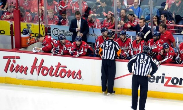 Tonight's NHL Referees & Linesmen – 12/10/15
