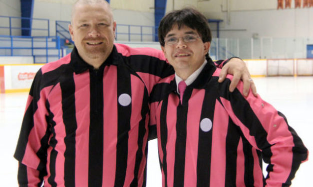 Local Refs Go Pink for Breast Cancer