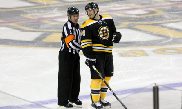 Tonight's NHL Playoff Referees – 5/5/14