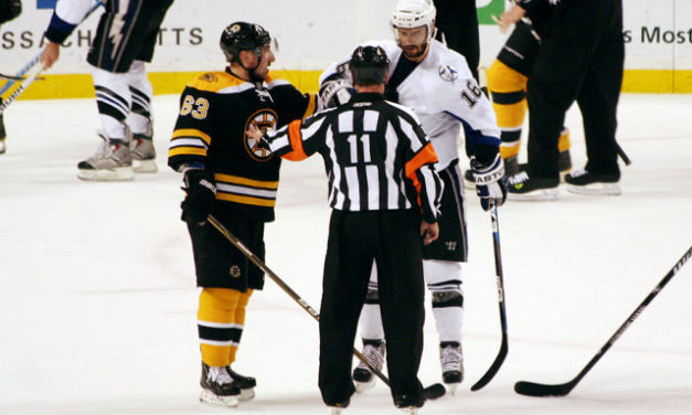 Tonight's NHL Referees & Linesmen – 1/19/15