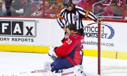 Tonight's NHL Referees & Linesmen – 12/16/14