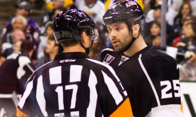 Tonight's NHL Referees – 3/31/14