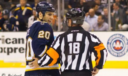 Today's NHL Officials – 3/29/14