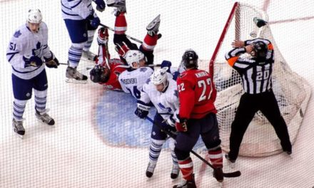 Tonight's NHL Referees – 3/19/14