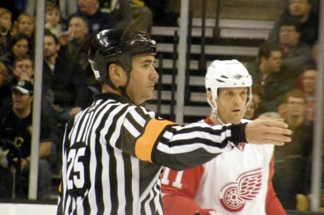 Tonight's Officials – 11/24/13