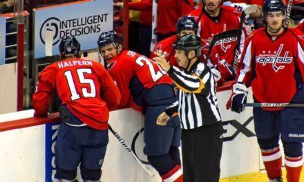Tonight's NHL Referees – 3/18/14