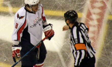 Tonight's NHL Referees & Linesmen – 10/23/16