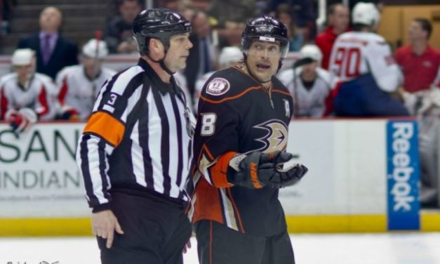 Tonight's NHL Referees & Linesmen – 11/5/15