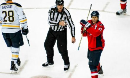 Devorski Details Life as an NHL Linesman