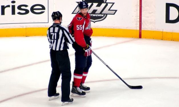 Tonight's Officials (Late Games) – 12/21/13