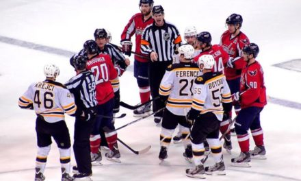 Tonight's NHL Referees & Linesmen – 12/1/15