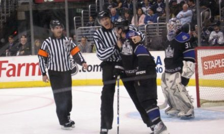 Tonight's Officials – 11/25/13