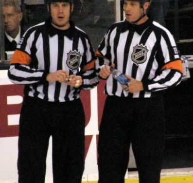 Tonight's Officials – 12/9/13