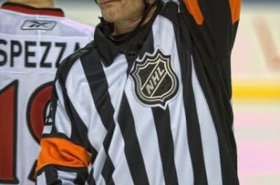Tonight's Officials -12/12/13