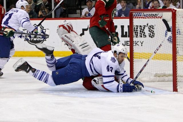 Leafs' Kadri Suspended Three Games for Goaltender Interference