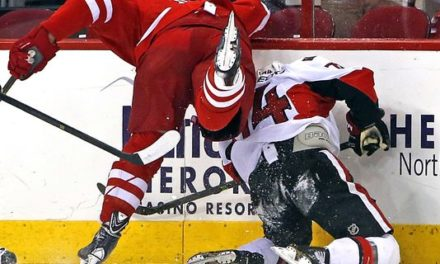 Hurricanes' Westgarth Suspended Two Games for Boarding