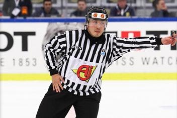 World Juniors Official Kosaka a Rare Breed (via IIHF)