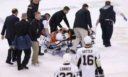 15-Game Suspension Upheld for Bruins' Thornton