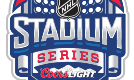 Stadium Series Referees – Rangers vs. Islanders