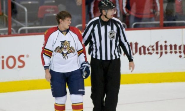 Tonight's NHL Referees – 4/4/14