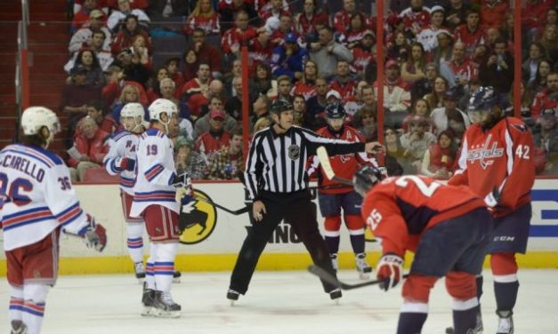 Tonight's NHL Referees – 3/12/14