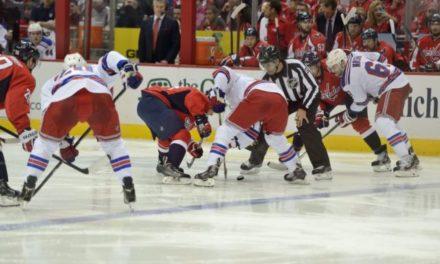 Tonight's NHL Referees – 4/10/14