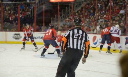 Tonight's NHL Referees – 4/11/14