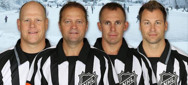 2014 Winter Classic Officials