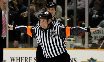 Today's NHL Referees (Early Games) – 3/8/14
