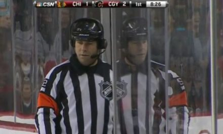 Today's NHL Officials – 3/16/14