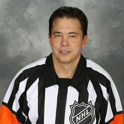 NHL Referee Tom Kowal (#32)