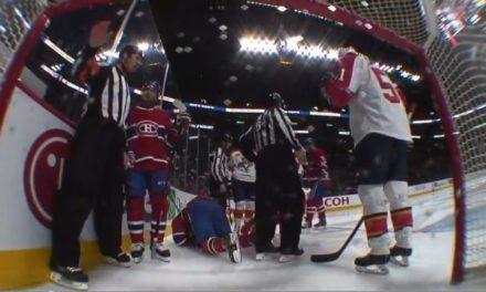 Tonight's NHL Referees – 3/15/14