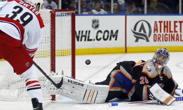 Linesman's Errors Lead to Islanders Loss