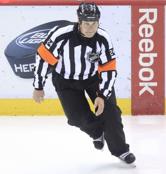Today's NHL Referees – 3/23/14 (Early Games)