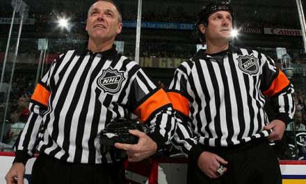 Tonight's Officials – 1/22/14
