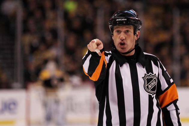 Tonight's Officials – 2/6/14