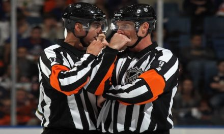 Tonight's Officials – 1/10/14