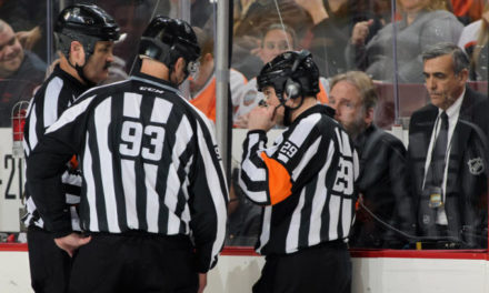 Tonight's Officials – 1/25/14