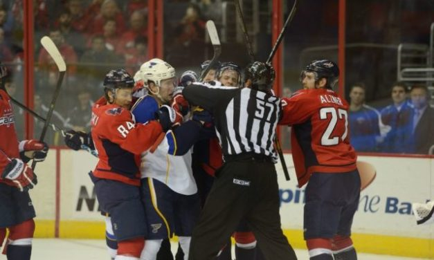 Tonight's NHL Referees & Linesmen – 3/23/16
