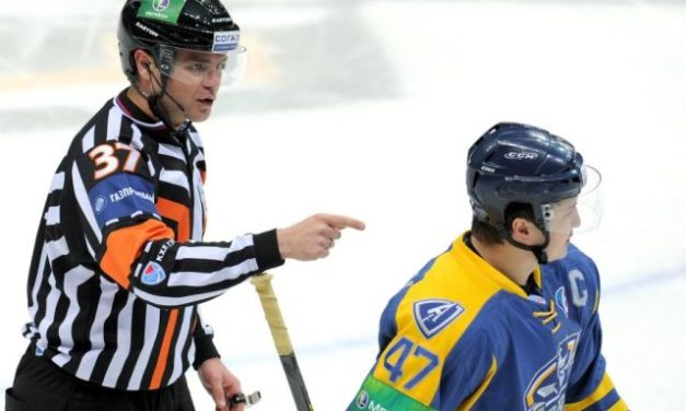 Referee Konstantin Olenin Talks Sochi Olympics