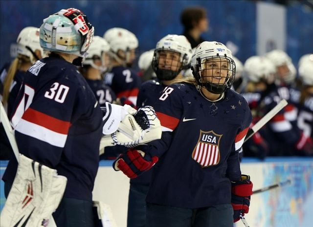 Today's Olympic Referees – 2/17/14