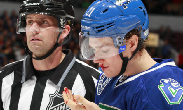 Ref Reading: Sask. Brothers Share Sochi Experience