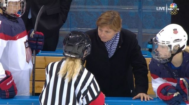 Today's Olympic Hockey Referees – 2/13/14