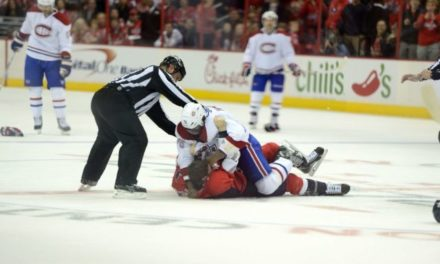Tonight's NHL Officials – 10/26/14
