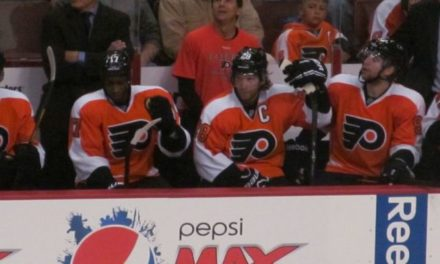 Flyers Coach Berube's Beef with Officiating