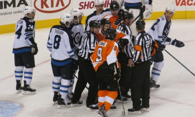 Tonight's NHL Referees – 3/21/14