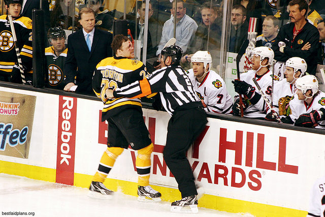 NHL Referee Don Van Massenhoven Set to Retire